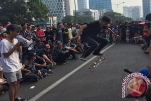 Bogor gelar kompetisi skateboard nasional