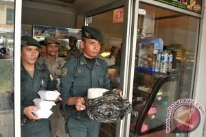 Sejumlah pedagang tutup warung selama Ramadhan