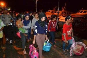 Enam TKI dideportasi Malaysia karena kasus narkoba