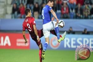 Italia vs Portugal 0-0 pada Euro U-21