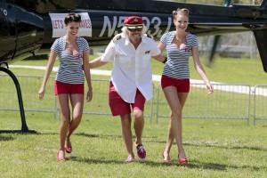 Miliarder Richard Branson tak takut kepada Badai Irma
