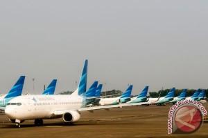 Garuda Indonesia terbang perdana Solo-Jeddah