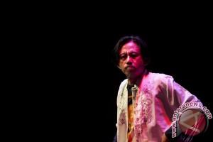 Aktor Epy Kusnandar promosi film ke Palembang