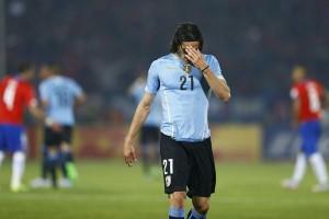 Klasemen Grup C Copa Amerika, Uruguay tersingkir