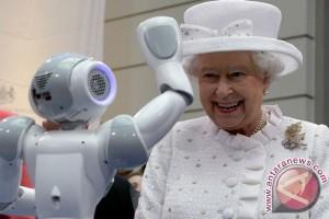 Buku batik hut ke-90 Ratu Elizabeth diluncurkan