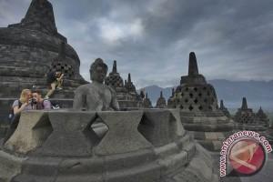 "Gubernur Jateng buka ""Borobudur Writers & Cultural Festival"""