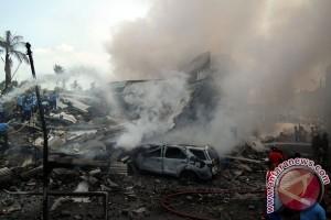 TNI AU kerahkan tiga pesawat evakuasi jatuhnya Hercules