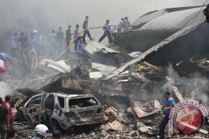 TNI AU evaluasi penyebab Hercules jatuh