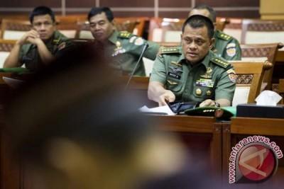 Uji Kepatutan Calon Panglima TNI