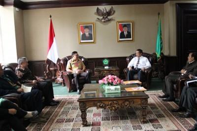 Menag Terima DPP Generasi Muda Buddhis Indonesia