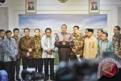 MPR Undang Presiden dan Lembaga Negara