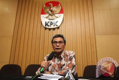 KPK imbau para pejabat larang PNS minta THR