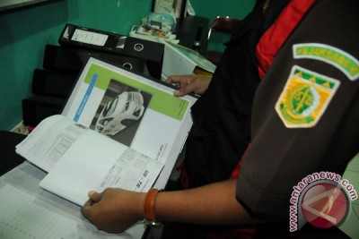 Penyitaan Dokumen Mobil Listrik