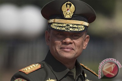 Panglima TNI resmikan Monumen Jenderal Soedirman di Boyolali
