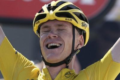 Froome menangi gelar ketiganya pada Tour de France