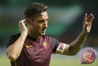 Totti cetak gol ke 250 saat AS Roma dikalahkan Torino 1-3