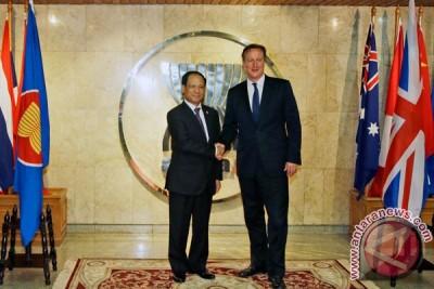 Kunjungan PM Inggris Ke ASEAN