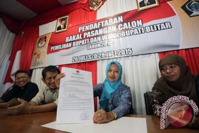KPU terima 810 pasangan calon kepala daerah
