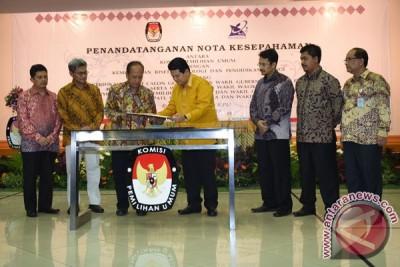KPU tetap tunda Pilkada dengan calon tunggal