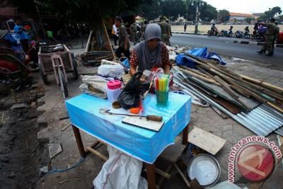 Penataan PKL Keraton Yogyakarta