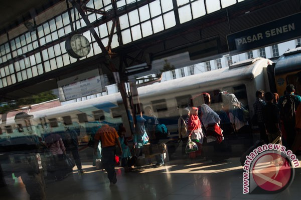 Stasiun Senen diminta sediakan area bermain anak