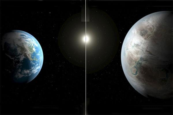 Planet Kerdil Ceres Dialiri Es