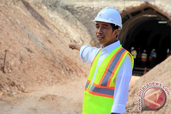 President Jokowi serious about resolving water problem in NTT