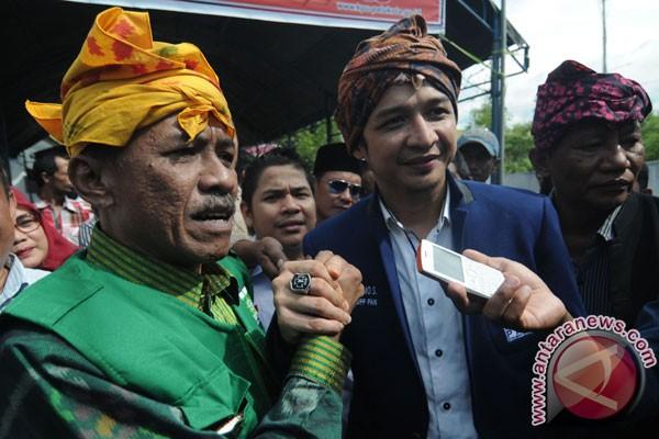 Pasha Ungu bantah kontrak rumah Rp1 miliar