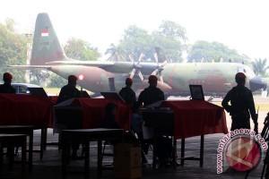 16 jenazah korban Hercules tiba di Halim Perdanakusuma