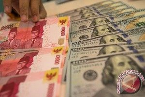 Rupiah melemah ke posisi Rp13.278 per dolar AS
