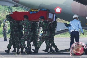 Tiga jenazah korban hercules diterbangkan ke Pekanbaru