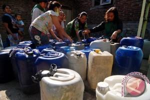 Sejumlah desa di Pekalongan mulai krisis air bersih