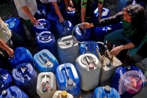 40 desa di Sukabumi krisis air bersih