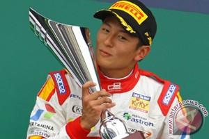 Ro Haryanto start baris ketiga