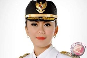 Cellica dapat restu langsung SBY untuk Pilkada Karawang