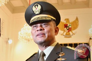 Indonesian Mily Chief protests Singapore`s action against Suryo Prabowo