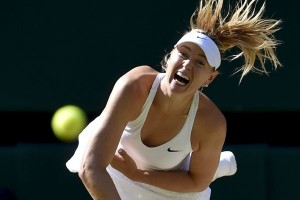 Maria Sharapova mundur dari Wimbledon