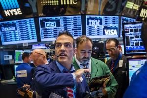 Saham-saham AS naik