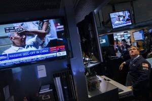 Saham Wall Street melemah ditengah keputusan ECB dan data ekonomi