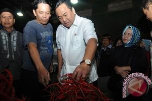 Mendag Sahur Bersama di Pasar Kramat Jati