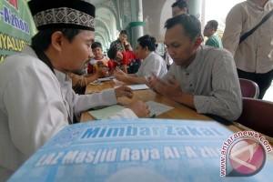 Potensi zakat muslim Indonesia capai Rp286 triliun