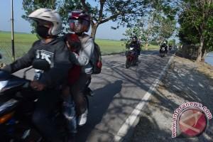 Kabupaten Tangerang perkirakan 82.600 pemudik sepeda motor