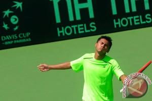 Aditya kalah, Indonesia-Vietnam kini 1-1 pada Piala Davis