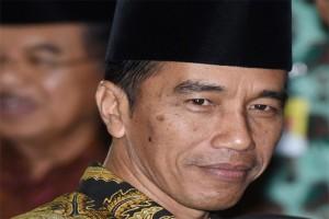 Presiden Jokowi blusukan di Petamburan Jakpus
