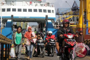 ASDP: puncak arus balik Jawa-Bali terlampaui
