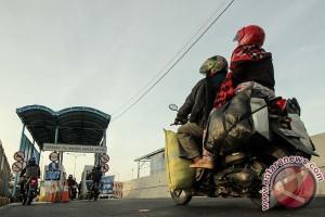 110 ribu sepeda motor melintasi Suramadu