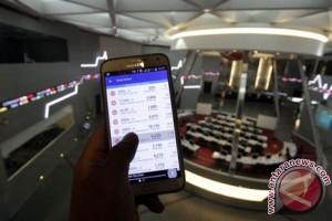 IHSG BEI Rabu ditutup naik 8,67 poin