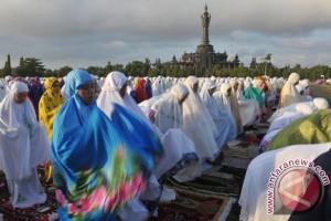 Jemaah Baqsabandiyah laksanakan puasa terakhir Ramadhan