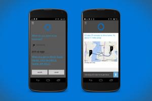 Cortana akan dibekali kemampuan notifikasi Android