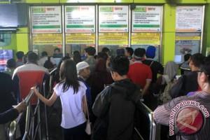 """Sistem """"check in"""" mulai diterapkan di Daop 1 Jakarta"""